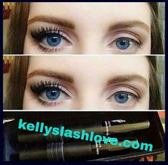 Throw away the glue from false lashes and grab The mascara that is on trend!