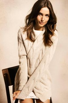 Andreea Diaconu Stars in the Massimo Dutti September 2012 Lookbook | Fashion Gone Rogue: The Latest in Editorials and Campaigns