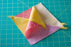 Flying Geese - Make 'em fast - two more methods - Quilting Tutorial from ConnectingThreads.com