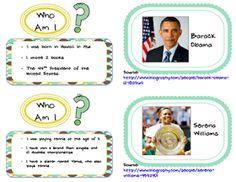 Classroom Freebies: Black History Month Postcards!