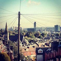 Sheffield City and Suburbs (photo by @dutchman202 on IG) #socialsheffield #sheffield