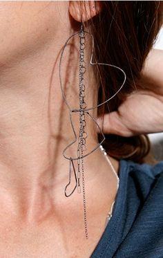 Heart Odyssey Earrings by Rossmore