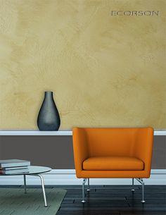 Farby, tynki, stiuki, ozdobne masy dekoracyjne - ECORSON