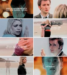 When you lose someone who is your entire universe, it hits you. All the chances you didn't take, all the things you didn't say. Because the truth is you think you have forever, but you don't. You never do. #dw