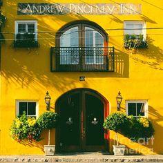 Andrew Pinckney Inn located in Charleston, SC