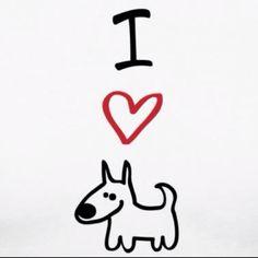 #Bull #Terrier Love