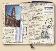 Great tips for keeping a travel journal