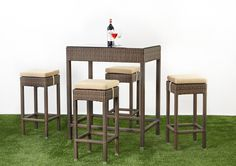 4 seater outdoor bar setting - Google Search