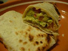Easy Avocado Burrito Recipe - Mexican.Food.com