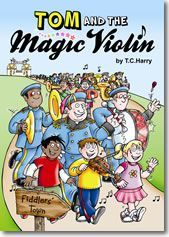 Tom and the Magic Violin