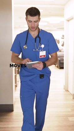 Shop FIGS for comfortable designer scrubs and medical apparel that's awesome. Get ready to love your scrubs! Scrubs Outfit, Scrubs Uniform, Men In Uniform, Hot Doctor, Male Doctor, Stylish Scrubs, Cute Scrubs, Medical Uniforms, Medical Scrubs