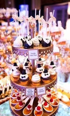 キャンディビュッフェのイメージ の画像|ハワイ+Ritzウエディング♡タンタラスの花嫁日記