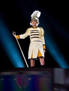 i would make a good drum major because I feel really good, drum major jesus alberto muniz said we've been really working for the last few days now, just putting some extra little things into.