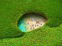 夏が近づくにつれ楽しみになってくることと言えばなんといっても海。透き通った海と開放感全開の真っ白なビーチは想像するだけで何だかワクワクしてきますよね。そこで今回は、そんな数ある世界中のビーチの中から、メキシコにある秘密のビーチをご紹介したい