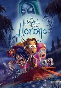 La Leyenda de la Llorona. I showed this to my 8th grade class and they LOVED IT!!!