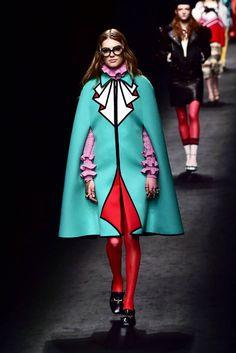 Alessandro Michele - Gucci, Milan 2016  #moda #Gucci #Milan #2016 #AlessandroMichele