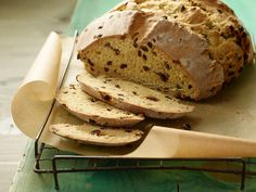 Irish Soda Bread recipe from Ina Garten via Food Network
