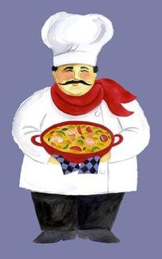 Big Chef (Jennifer Brinley)