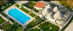 Abate Masseria & Resort, Masseria Puglia, Hotel **** nei Trulli