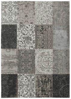 Louis De Poortere Vintage Patchwork Rug - main