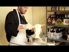 How To Make Mozzarella and Burrata Cheese - YouTube