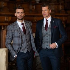 @whitfieldandward posted to Instagram: Tweed Wedding Suits, Gq Style, New Orleans Wedding, Mens Style Guide, Groom Style, Suit And Tie, Mens Suits, Suit Jacket, Mens Fashion
