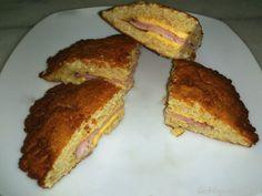 Empanado de bacon y queso