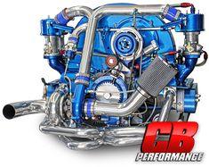 turnkey engines / custom aircooled vw motors built by Pat Downs of CB Performance Vw Performance, Performance Engines, Vw Turbo, Best Suv Cars, Vw Engine, Baja Bug, Sand Rail, Crate Engines, Combi Vw