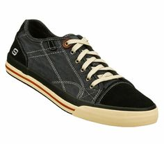 These would be a nice pair of driving shoes.....Sketchers: Diamondback - Levon......
