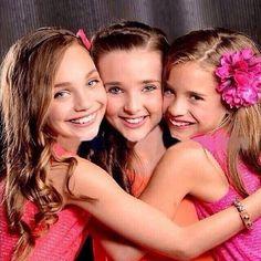 Maddie, Kendall, and Mackenzie