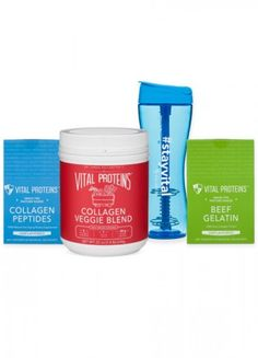 Dr. Sarah Ballantyne's Collagen Favorites
