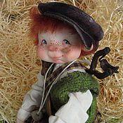 """Куклы и игрушки ручной работы. Ярмарка Мастеров - ручная работа """"Эмиль из Лённеберги"""". Handmade."""
