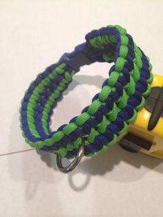 Paracord Bracelet 7 strand Cobra w//wo Compass Survival Wristband Camo Colors