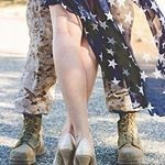 This was something I never thought about. Especially falling in love with someone wanting to be a Marine. I wouldn't ever changed it for anything, though. I will be married in 2017 to a man going into the Marines. He...