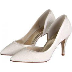 Zapatos de Novia Salón modelo Esme de Rainbow Club ➡️ #LosZapatosdetuBoda #Boda