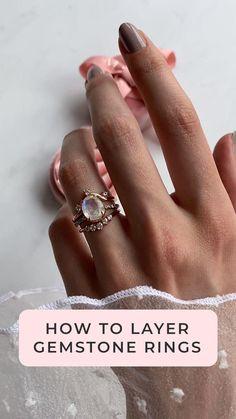 Boho Jewelry, Gemstone Jewelry, Jewelry Shop, Wedding Rings, Wedding Fun, Dream Wedding, Wedding Ideas, Hippie Bride, Classy Girl