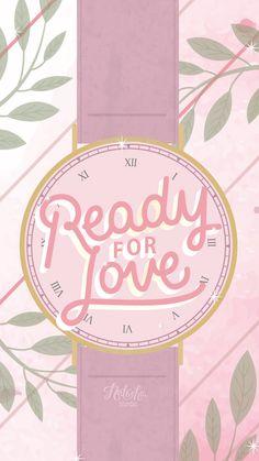 Wallpapers téléphones & ordinateurs : Ready for love. | Natacha Birds