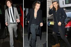 Harry Styles Fashion Evolution - Photos of Harry Styles Fashion | Teen Vogue