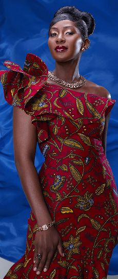 African Fashion Is Hot African Dresses For Women, African Print Dresses, African Attire, African Wear, African Women, African Prints, African Inspired Fashion, African Print Fashion, Africa Fashion