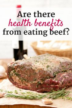 These days, it seems like everything in nutrition is controversial – including red meat. But did you know there are actually several health benefits of beef? Find out more in this post, plus learn creative ways to use beef leftovers! (sponsored)   beef nutrition   leftover beef recipes   healthy beef recipes   #beef #food #healthyrecipes #nutrition #sportsnutrition #health #protein #iron