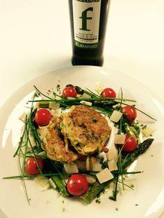 #olioflaminio #olio #flaminio #trevi #umbria #italy Ingredienser: 1potet 1 gulrot 3 asparges Tomat Gressløk Persille Parmesanost 1 egg Salt ...