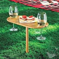 A great idea for backyard picnics! And for setting up alongside the battlefield.