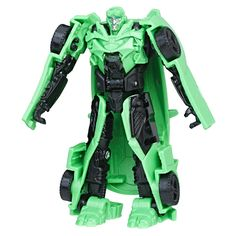 Transformers: The Last Knight Legion Class Crosshairs. Legion Class Crosshairs figure. Designed with eye-catching detail. Smaller-scale figure that features classic Transformers conversion. Converts between robot and sports car modes. Includes Transformers: The Last Knight Legion Class Crosshairs figure and instructions.