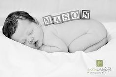 Photography.  Props.  Use alphabet blocks to spell names or other words for newborns.  Also looks sweet on mommy tummies.
