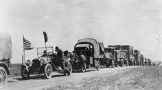 Birth of the US highways
