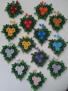 Virágok Quilling Videos, Arte Quilling, Quilling Craft, Quilling Flowers, Paper Flowers, Quilling Instructions, Paper Quilling Tutorial, Paper Quilling Patterns, Quiling Paper