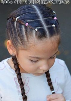 22 ideas hairstyles for school kids hairdos Kids Hairstyles Hairdos Hairstyles Ideas Kids School Braided Hairstyles Updo, Lil Girl Hairstyles, Hairstyles For School, Toddler Hairstyles, Cute Hairstyles For Toddlers, Trendy Hairstyles, Kids Hairstyle, Long Haircuts, Modern Haircuts