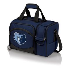 Memphis Grizzlies Picnic Pack With Service for 2 -Malibu by Picnic Time