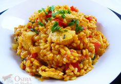 Paella, Risotto, Cooking, Ethnic Recipes, Dhal, Food, Sweets, Diet, Kitchen