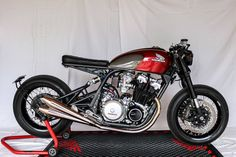1981 Honda CB750 C by Nicolas Motors